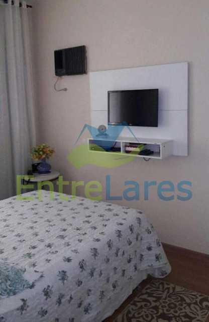 B - Apartamento no Jardim Guanabara 2 quartos, cozinha planejada, box blindex, 1 vaga de garagem. Rua Aureliano Pimentel - ILAP20423 - 5