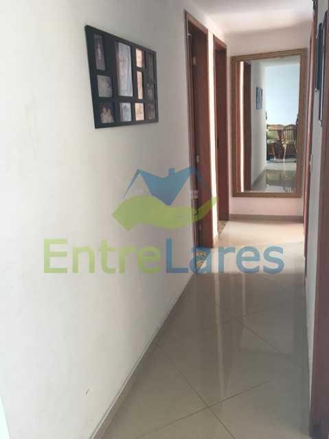 A3 - Apartamento na Ribeira 3 quartos, cozinha, 2 vagas de garagem. Rua Lourenço da Veiga - ILAP30262 - 5