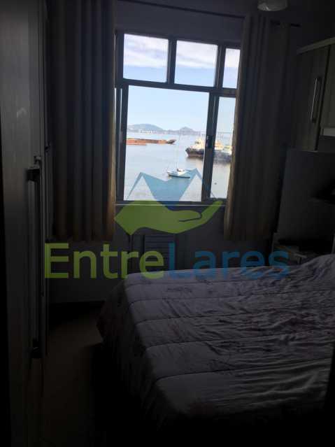 B2 - Apartamento na Ribeira 3 quartos, cozinha, 2 vagas de garagem. Rua Lourenço da Veiga - ILAP30262 - 7