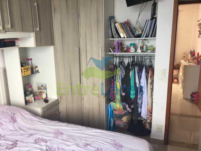 B3 - Apartamento na Ribeira 3 quartos, cozinha, 2 vagas de garagem. Rua Lourenço da Veiga - ILAP30262 - 8