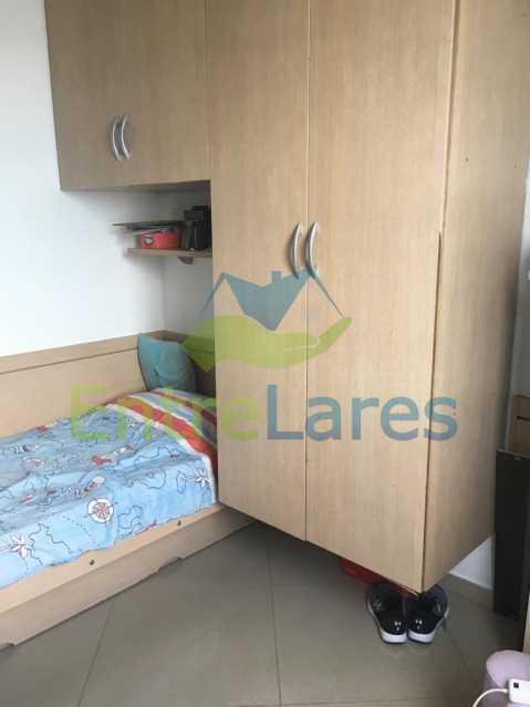 B5 - Apartamento na Ribeira 3 quartos, cozinha, 2 vagas de garagem. Rua Lourenço da Veiga - ILAP30262 - 10