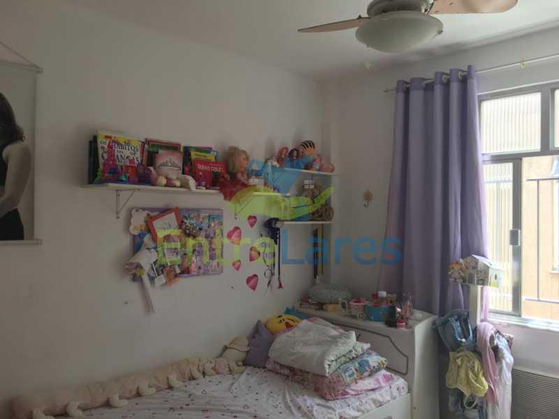 C - Apartamento na Ribeira 3 quartos, cozinha, 2 vagas de garagem. Rua Lourenço da Veiga - ILAP30262 - 11