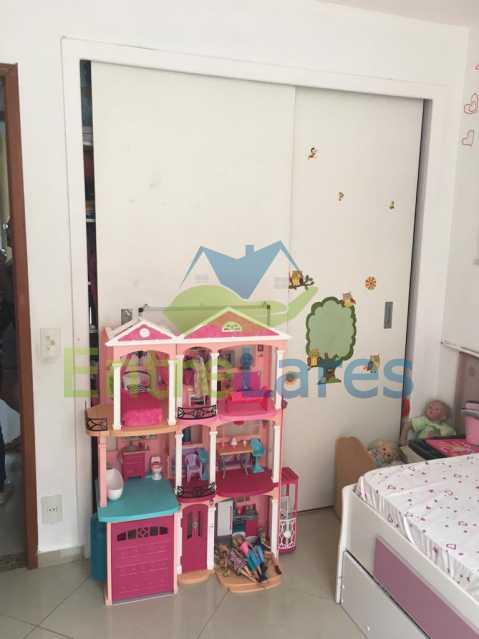 C5 - Apartamento na Ribeira 3 quartos, cozinha, 2 vagas de garagem. Rua Lourenço da Veiga - ILAP30262 - 16