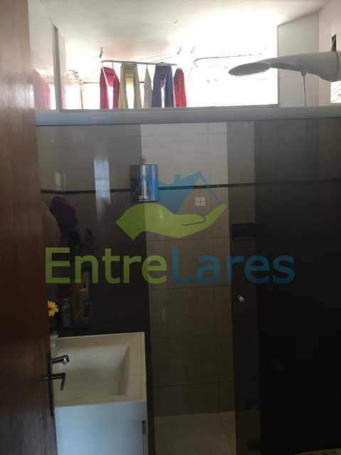 D - Apartamento na Ribeira 3 quartos, cozinha, 2 vagas de garagem. Rua Lourenço da Veiga - ILAP30262 - 18