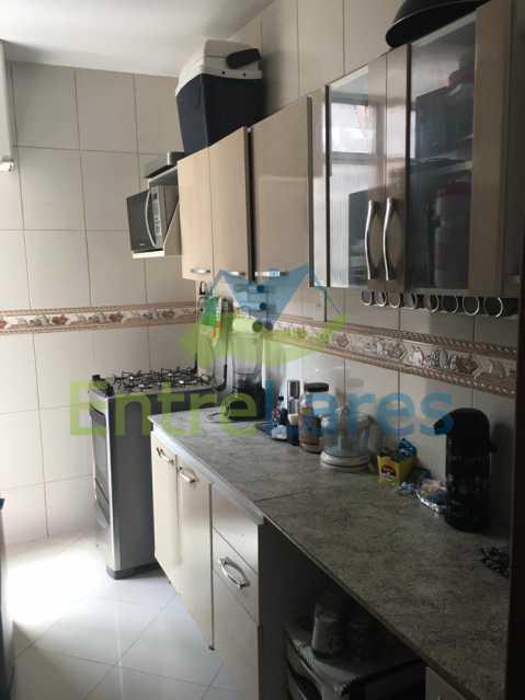 E1 - Apartamento na Ribeira 3 quartos, cozinha, 2 vagas de garagem. Rua Lourenço da Veiga - ILAP30262 - 22