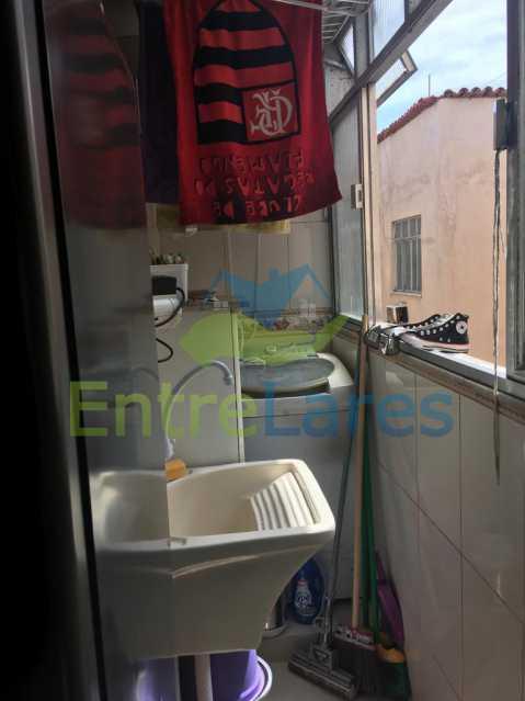 F - Apartamento na Ribeira 3 quartos, cozinha, 2 vagas de garagem. Rua Lourenço da Veiga - ILAP30262 - 23