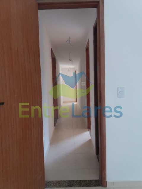 B5 - Apartamento primeira locação na Freguesia 3 quartos sendo 2 com varanda e sendo 2 suítes, cozinha, varanda, 1 vaga de garagem. Avenida Paranapuã - ILAP30264 - 8