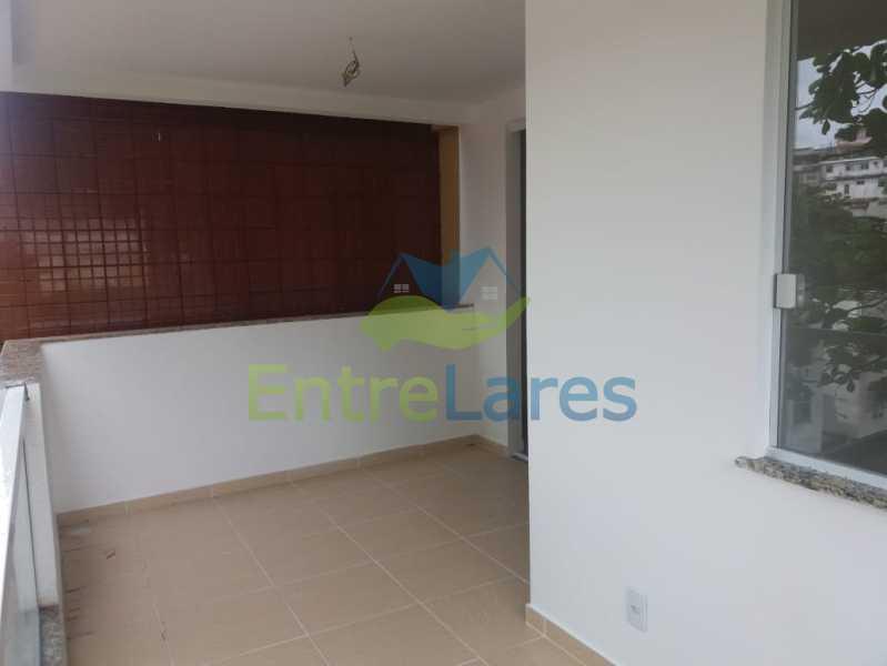 D3 - Apartamento primeira locação na Freguesia 3 quartos sendo 2 com varanda e sendo 2 suítes, cozinha, varanda, 1 vaga de garagem. Avenida Paranapuã - ILAP30264 - 14