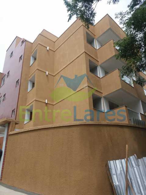 J2 - Apartamento primeira locação na Freguesia 3 quartos sendo 2 com varanda e sendo 2 suítes, cozinha, varanda, 1 vaga de garagem. Avenida Paranapuã - ILAP30264 - 26