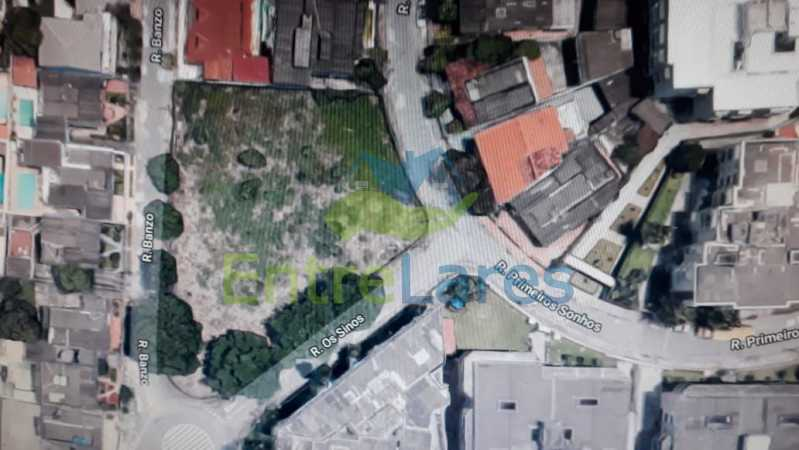 01 - Terreno com 2.500m² no Jardim Guanabara com vista para Baía da Guanabara. Frente Rua Banzo, Primeiros Sonhos, Os sinos - ILFR00008 - 3