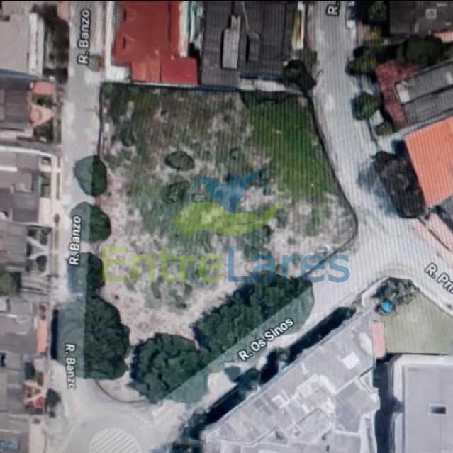 1 - Terreno com 2.500m² no Jardim Guanabara com vista para Baía da Guanabara. Frente Rua Banzo, Primeiros Sonhos, Os sinos - ILFR00008 - 4