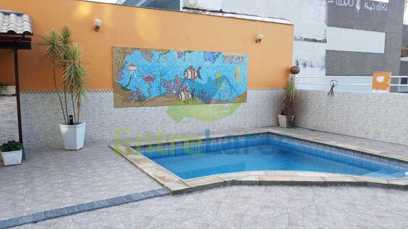 6 - Jardim Guanabara 4 quartos sendo 2 suítes, sauna, piscina, churrasqueira, 4 vagas e muito mais - ILCA40079 - 3