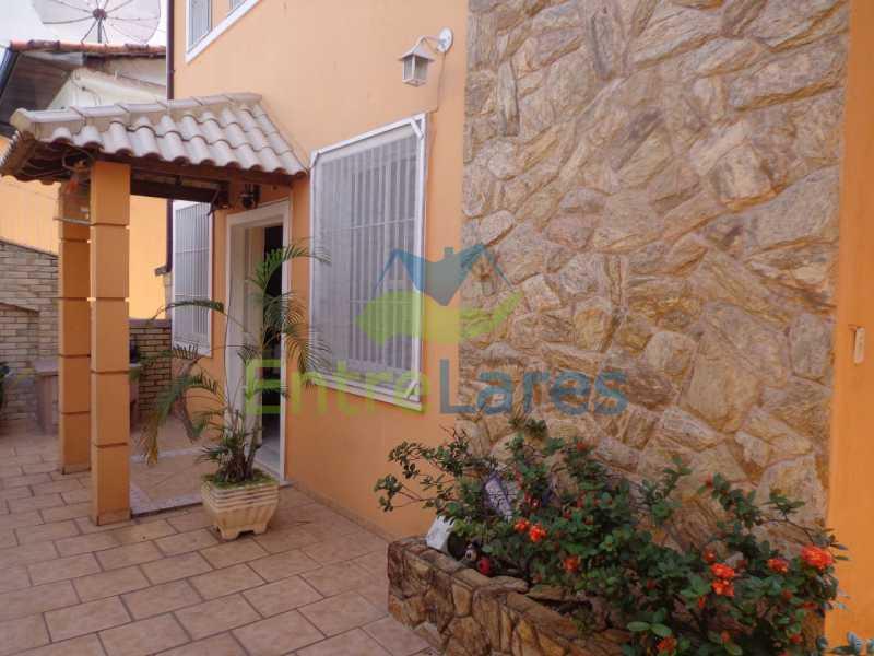 7a - Jardim Guanabara 4 quartos sendo 2 suítes, sauna, piscina, churrasqueira, 4 vagas e muito mais - ILCA40079 - 5