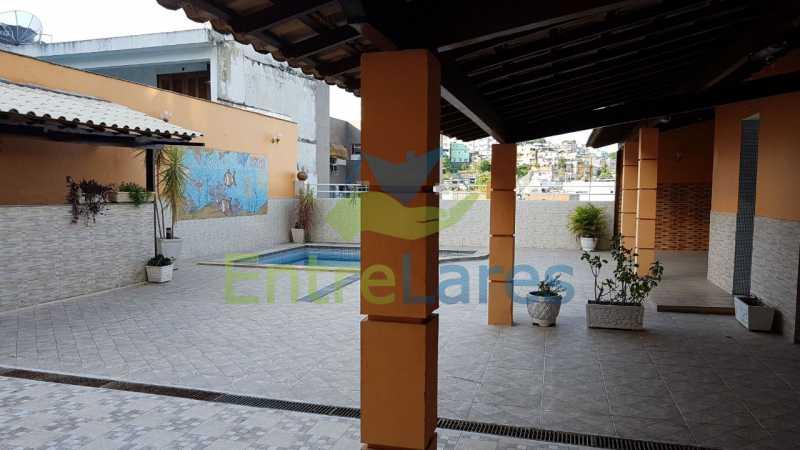8a - Jardim Guanabara 4 quartos sendo 2 suítes, sauna, piscina, churrasqueira, 4 vagas e muito mais - ILCA40079 - 7