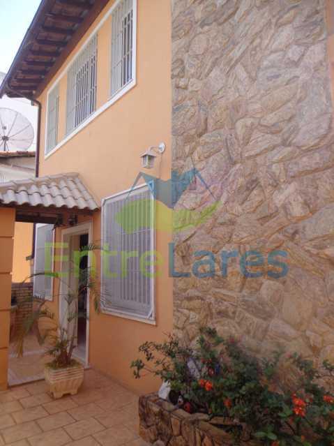 9 - Jardim Guanabara 4 quartos sendo 2 suítes, sauna, piscina, churrasqueira, 4 vagas e muito mais - ILCA40079 - 8