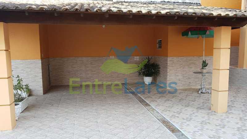 10 - Jardim Guanabara 4 quartos sendo 2 suítes, sauna, piscina, churrasqueira, 4 vagas e muito mais - ILCA40079 - 9