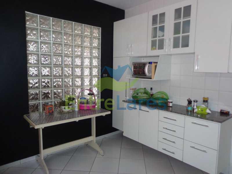 40 - Jardim Guanabara 4 quartos sendo 2 suítes, sauna, piscina, churrasqueira, 4 vagas e muito mais - ILCA40079 - 16