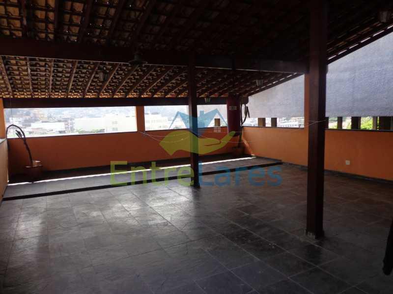 50 - Jardim Guanabara 4 quartos sendo 2 suítes, sauna, piscina, churrasqueira, 4 vagas e muito mais - ILCA40079 - 17