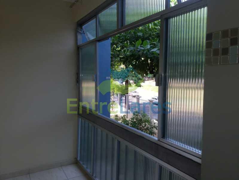 A7 - Apartamento no Jardim Carioca 2 quartos, varanda, reformado, 1 vaga. Avenida Maestro Paulo Silva. - ILAP20455 - 8