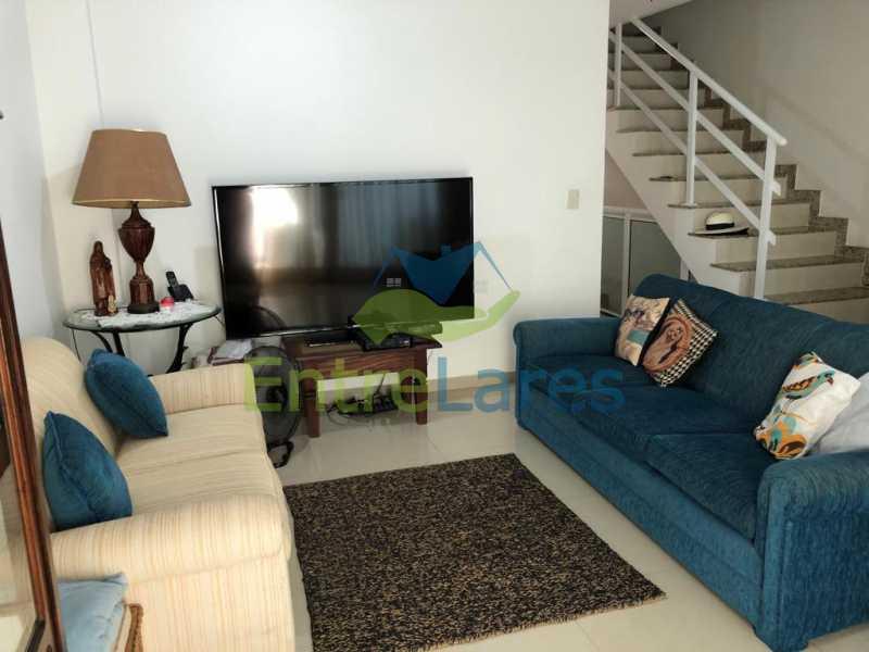 A5 - Casa em condomínio fechado na Praia da Bandeira 4 quartos sendo 1 suíte e 3 com acesso a varanda, lavabos, área de serviço com banheiro, cozinha, 2 vagas. Rua Ambaitinga - ILCN40004 - 5