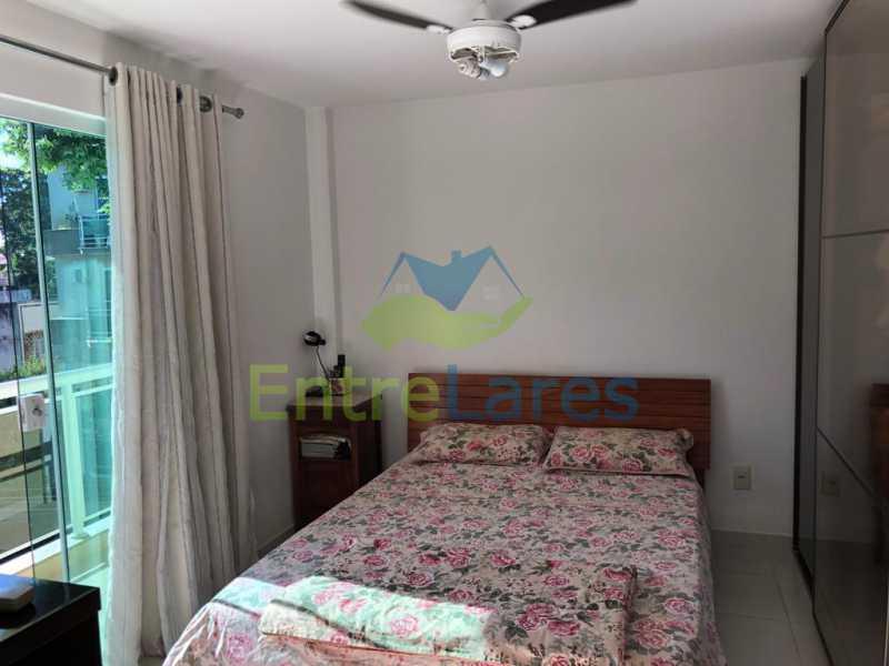 B1 - Casa em condomínio fechado na Praia da Bandeira 4 quartos sendo 1 suíte e 3 com acesso a varanda, lavabos, área de serviço com banheiro, cozinha, 2 vagas. Rua Ambaitinga - ILCN40004 - 6