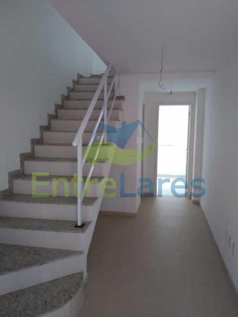 E4 - Casa em condomínio fechado na Praia da Bandeira 4 quartos sendo 1 suíte e 3 com acesso a varanda, lavabos, área de serviço com banheiro, cozinha, 2 vagas. Rua Ambaitinga - ILCN40004 - 15