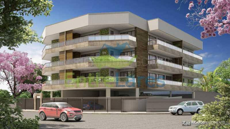 A1 - Apartamentos primeira locação no Jardim Guanabara, 4 quartos sendo 2 suítes master com closet, varandas, 3 vagas de garagem, prédio com piscina. Avenida Francisco Alves. - ILCO40009 - 1