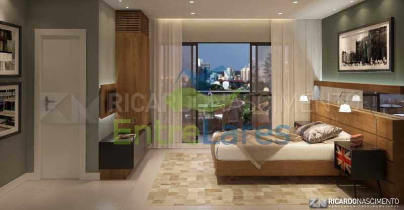 B1 - Apartamentos primeira locação no Jardim Guanabara, 4 quartos sendo 2 suítes master com closet, varandas, 3 vagas de garagem, prédio com piscina. Avenida Francisco Alves. - ILCO40009 - 6