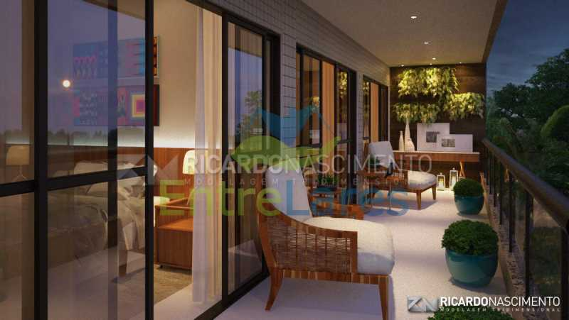 C4 - Apartamentos primeira locação no Jardim Guanabara, 4 quartos sendo 2 suítes master com closet, varandas, 3 vagas de garagem, prédio com piscina. Avenida Francisco Alves. - ILCO40009 - 10