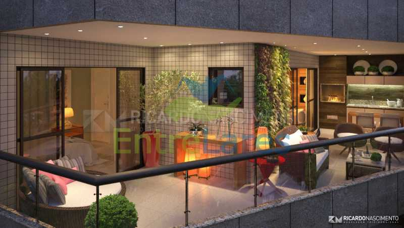 C5 - Apartamentos primeira locação no Jardim Guanabara, 4 quartos sendo 2 suítes master com closet, varandas, 3 vagas de garagem, prédio com piscina. Avenida Francisco Alves. - ILCO40009 - 11