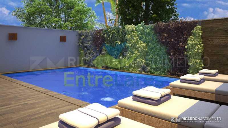 D3 - Apartamentos primeira locação no Jardim Guanabara, 4 quartos sendo 2 suítes master com closet, varandas, 3 vagas de garagem, prédio com piscina. Avenida Francisco Alves. - ILCO40009 - 14
