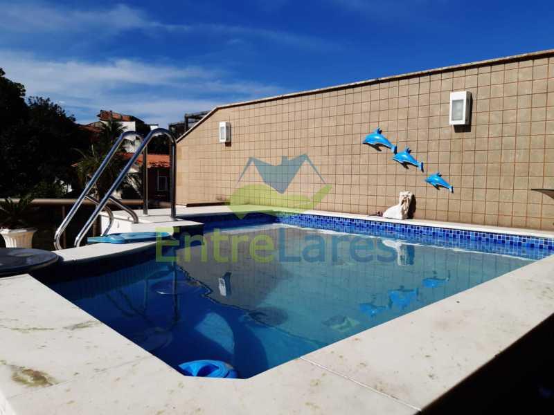 A1 - Cobertura no Jardim Guanabara 2 quartos planejados sendo 1 suíte, copa cozinha planejada área gourmet com churrasqueira, piscina. Rua Porto Seguro - ILCO20005 - 1