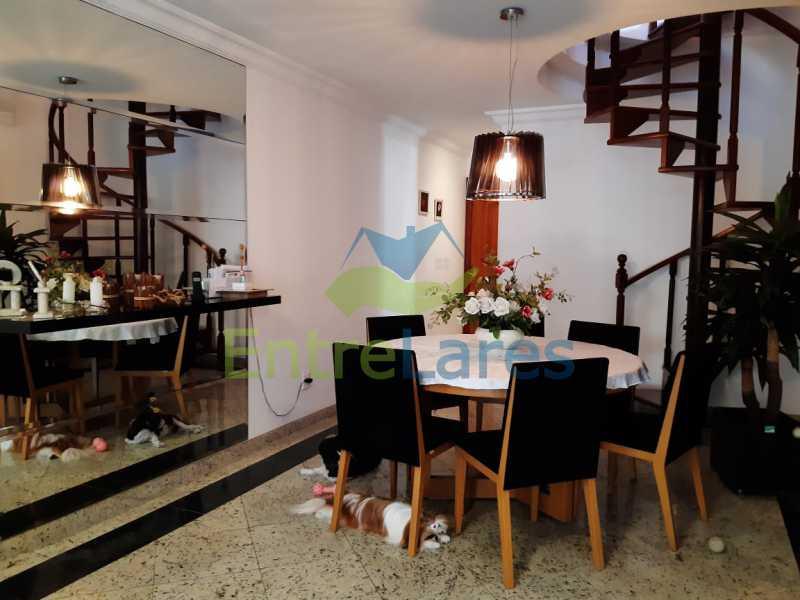 A3 - Cobertura no Jardim Guanabara 2 quartos planejados sendo 1 suíte, copa cozinha planejada área gourmet com churrasqueira, piscina. Rua Porto Seguro - ILCO20005 - 4