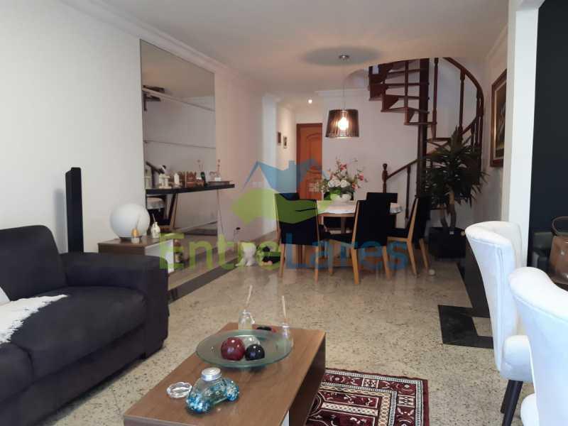A5 - Cobertura no Jardim Guanabara 2 quartos planejados sendo 1 suíte, copa cozinha planejada área gourmet com churrasqueira, piscina. Rua Porto Seguro - ILCO20005 - 6