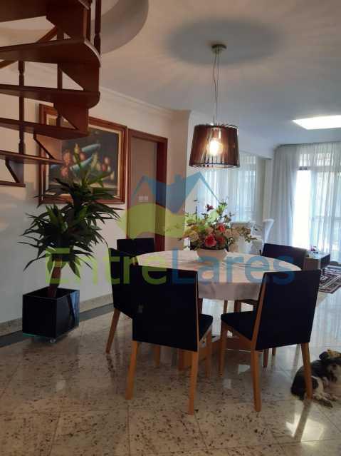 A6 - Cobertura no Jardim Guanabara 2 quartos planejados sendo 1 suíte, copa cozinha planejada área gourmet com churrasqueira, piscina. Rua Porto Seguro - ILCO20005 - 7
