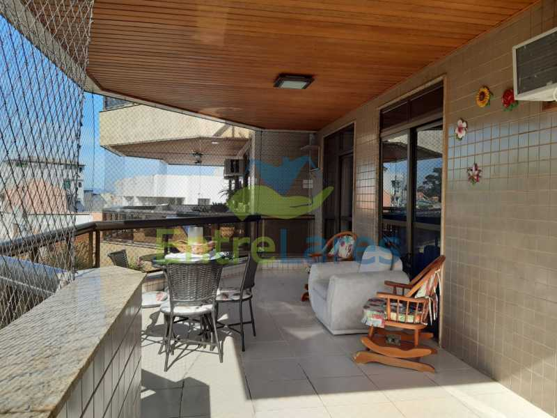 A7 - Cobertura no Jardim Guanabara 2 quartos planejados sendo 1 suíte, copa cozinha planejada área gourmet com churrasqueira, piscina. Rua Porto Seguro - ILCO20005 - 8