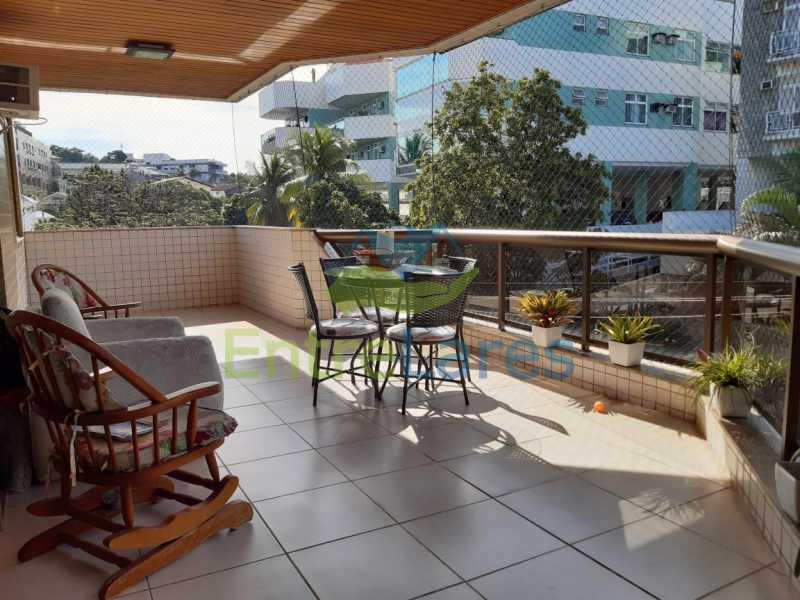 A8 - Cobertura no Jardim Guanabara 2 quartos planejados sendo 1 suíte, copa cozinha planejada área gourmet com churrasqueira, piscina. Rua Porto Seguro - ILCO20005 - 9
