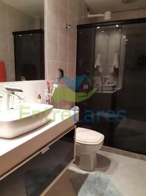 B2 - Cobertura no Jardim Guanabara 2 quartos planejados sendo 1 suíte, copa cozinha planejada área gourmet com churrasqueira, piscina. Rua Porto Seguro - ILCO20005 - 12