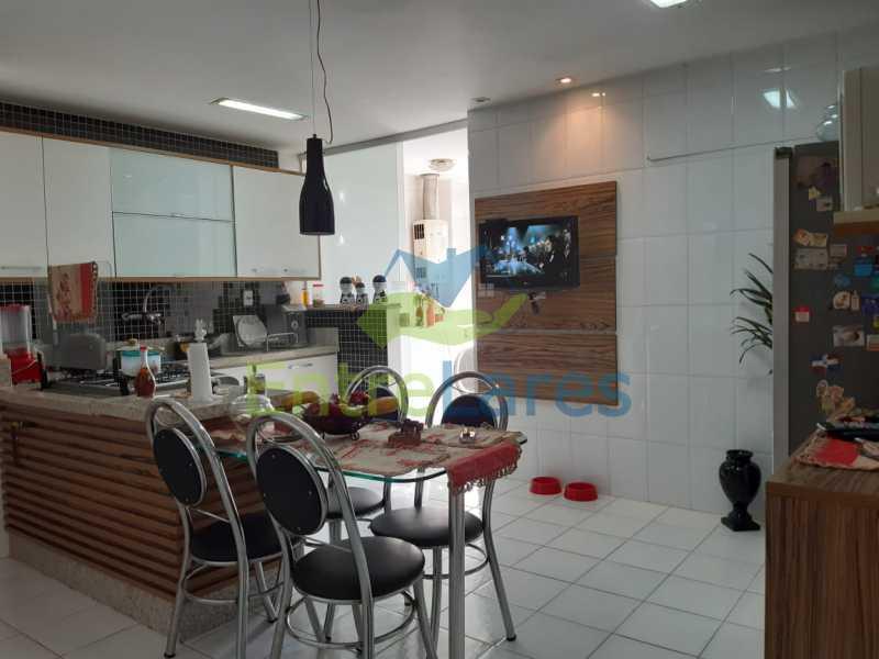 D1 - Cobertura no Jardim Guanabara 2 quartos planejados sendo 1 suíte, copa cozinha planejada área gourmet com churrasqueira, piscina. Rua Porto Seguro - ILCO20005 - 15