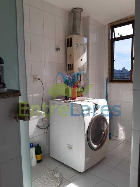 D3 - Cobertura no Jardim Guanabara 2 quartos planejados sendo 1 suíte, copa cozinha planejada área gourmet com churrasqueira, piscina. Rua Porto Seguro - ILCO20005 - 17