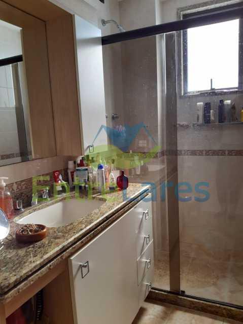 D5 - Cobertura no Jardim Guanabara 2 quartos planejados sendo 1 suíte, copa cozinha planejada área gourmet com churrasqueira, piscina. Rua Porto Seguro - ILCO20005 - 18