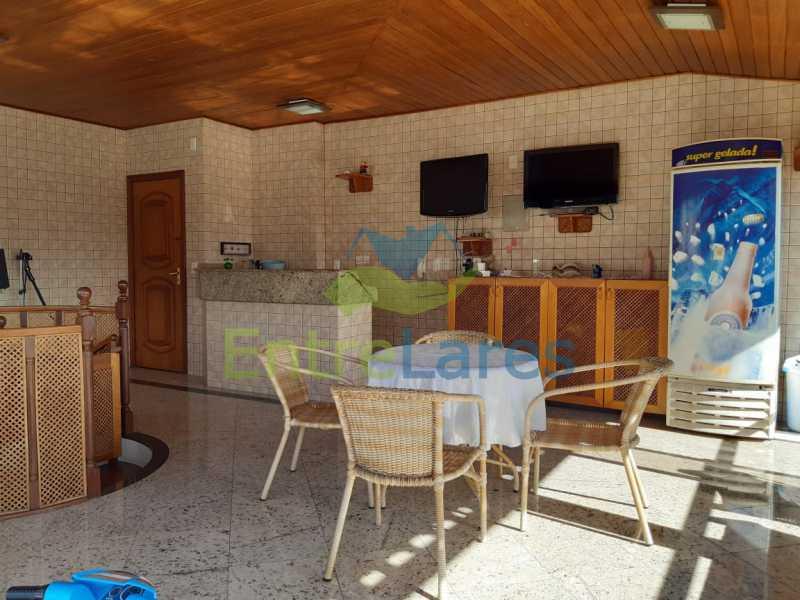 E2 - Cobertura no Jardim Guanabara 2 quartos planejados sendo 1 suíte, copa cozinha planejada área gourmet com churrasqueira, piscina. Rua Porto Seguro - ILCO20005 - 21
