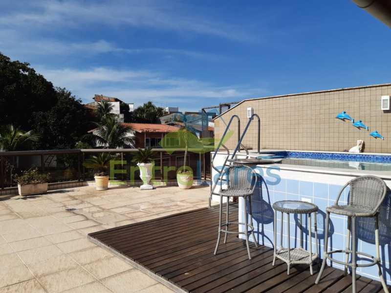 E5 - Cobertura no Jardim Guanabara 2 quartos planejados sendo 1 suíte, copa cozinha planejada área gourmet com churrasqueira, piscina. Rua Porto Seguro - ILCO20005 - 24