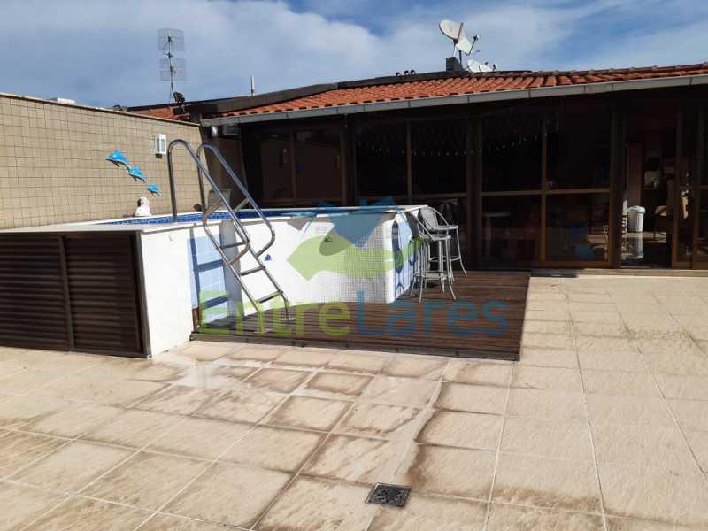 E9 - Cobertura no Jardim Guanabara 2 quartos planejados sendo 1 suíte, copa cozinha planejada área gourmet com churrasqueira, piscina. Rua Porto Seguro - ILCO20005 - 28