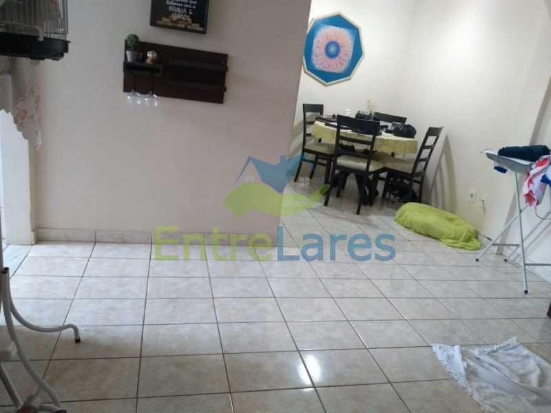 A2 - Apartamento na Portuguesa 2 quartos sendo 1 planejado, cozinha planejada, varandinha, 1 vaga de garagem. Rua Fernando de Azevedo. Condomínio Morada da Ilha - ILAP20479 - 3
