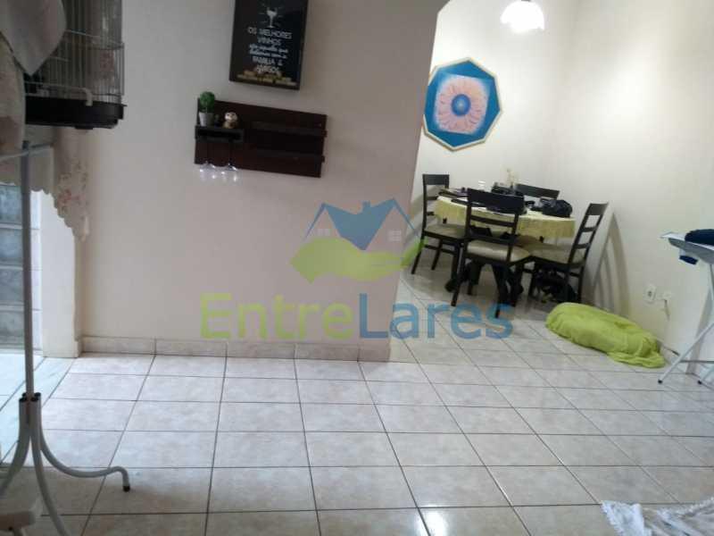 A5 - Apartamento na Portuguesa 2 quartos sendo 1 planejado, cozinha planejada, varandinha, 1 vaga de garagem. Rua Fernando de Azevedo. Condomínio Morada da Ilha - ILAP20479 - 6