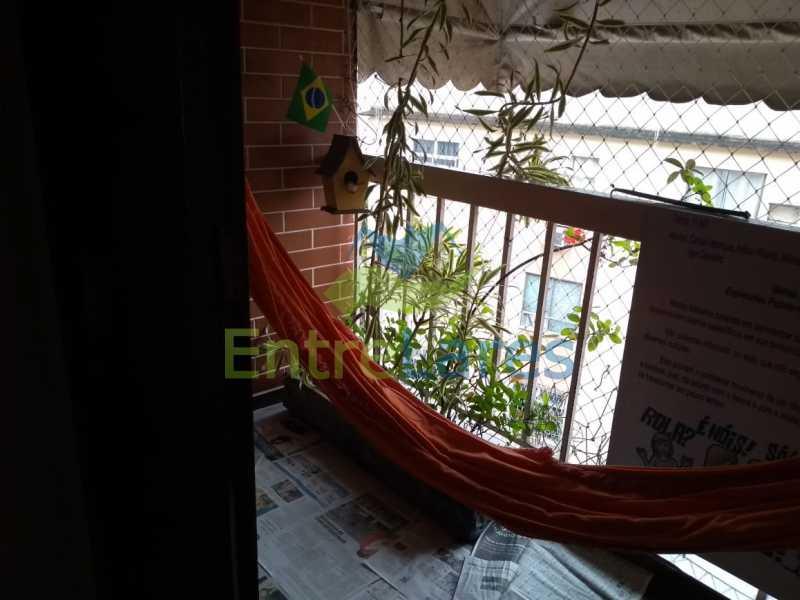 A8 - Apartamento na Portuguesa 2 quartos sendo 1 planejado, cozinha planejada, varandinha, 1 vaga de garagem. Rua Fernando de Azevedo. Condomínio Morada da Ilha - ILAP20479 - 9