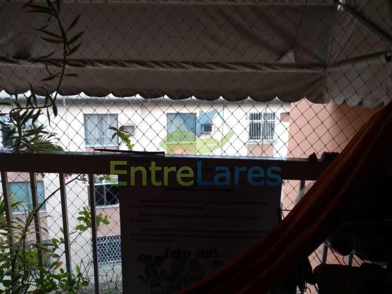 A9 - Apartamento na Portuguesa 2 quartos sendo 1 planejado, cozinha planejada, varandinha, 1 vaga de garagem. Rua Fernando de Azevedo. Condomínio Morada da Ilha - ILAP20479 - 10
