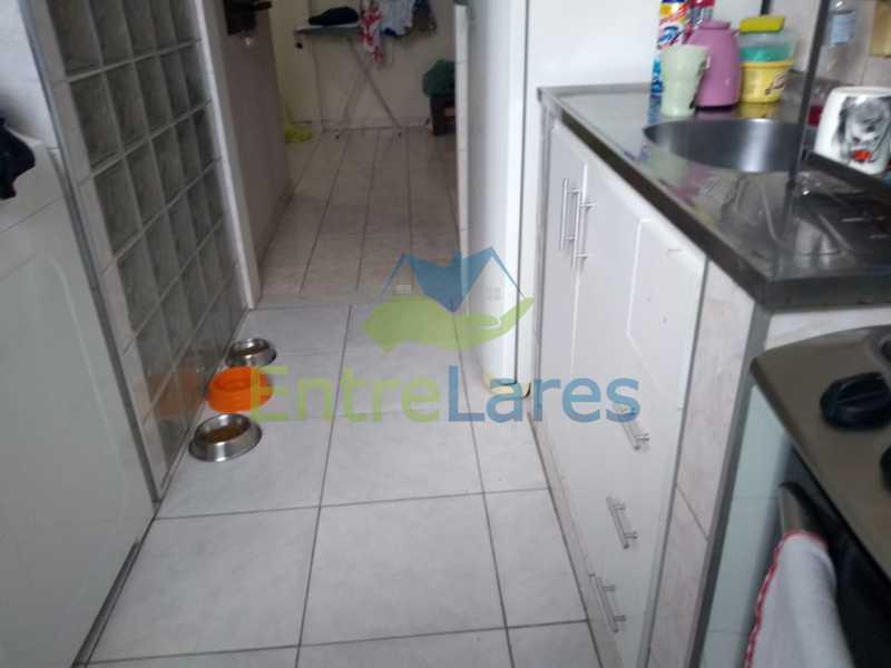 D1 - Apartamento na Portuguesa 2 quartos sendo 1 planejado, cozinha planejada, varandinha, 1 vaga de garagem. Rua Fernando de Azevedo. Condomínio Morada da Ilha - ILAP20479 - 17