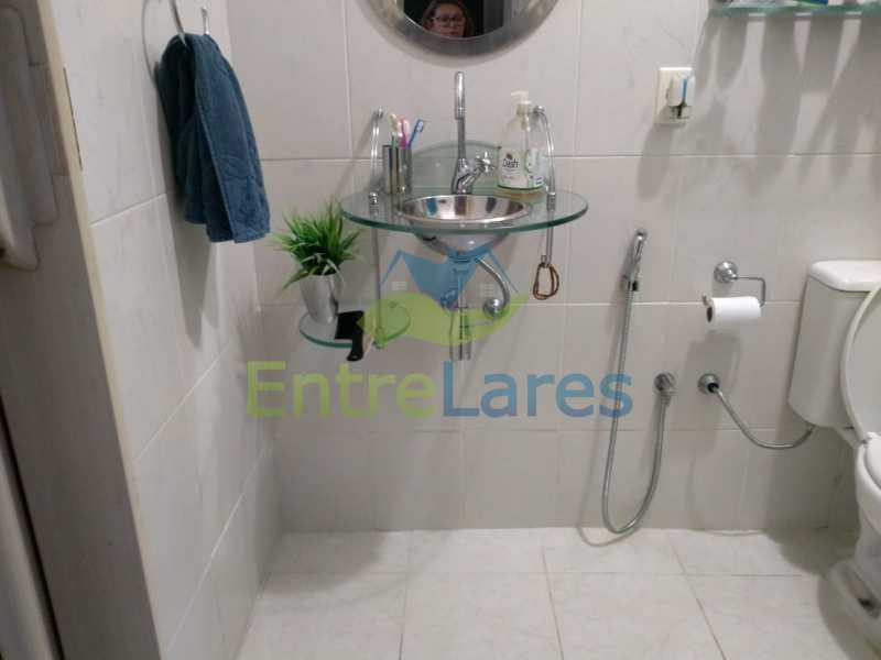 E2 - Apartamento na Portuguesa 2 quartos sendo 1 planejado, cozinha planejada, varandinha, 1 vaga de garagem. Rua Fernando de Azevedo. Condomínio Morada da Ilha - ILAP20479 - 24